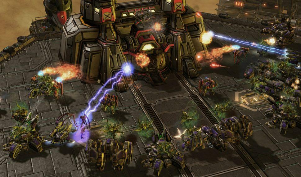 StarCraft II 10 years