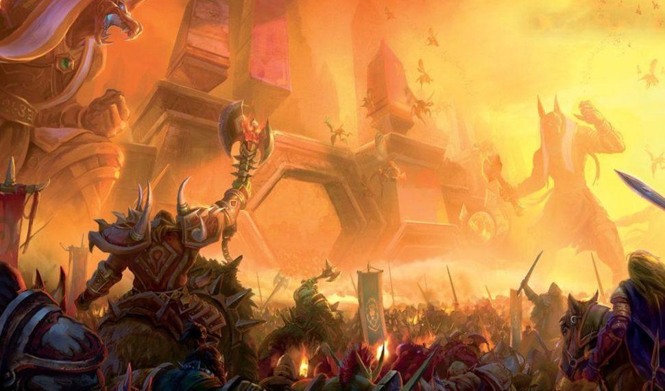 World of warcraft Gates of Ahn'Qiraj
