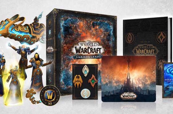 Arranca la cuenta regresiva para World of Warcraft: Shadowlands