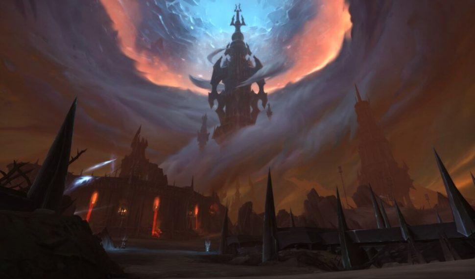 Blizzard prepara con todo las semanas previas al lanzamiento de World of Warcraft: Shadowlands