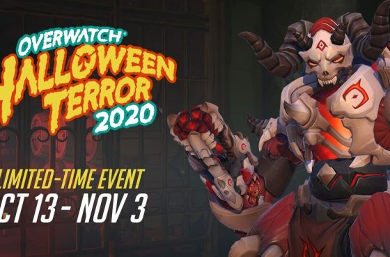 Overwatch da inicio a su evento de Halloween y celebra un año en Nintendo Switch
