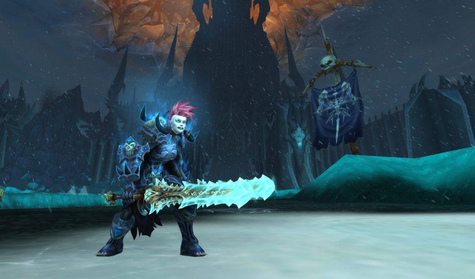 Ya está disponible el parche previo de World of Warcraft: Shadowlands