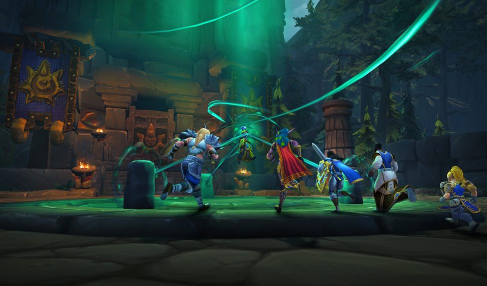 Prueba gratis la nueva expansión de World of Warcraft a través de la Isla del Exilio