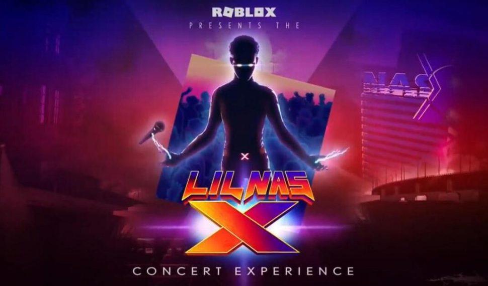 33 millones de jugadores se conectaron al concierto de Lil Nas X en Roblox