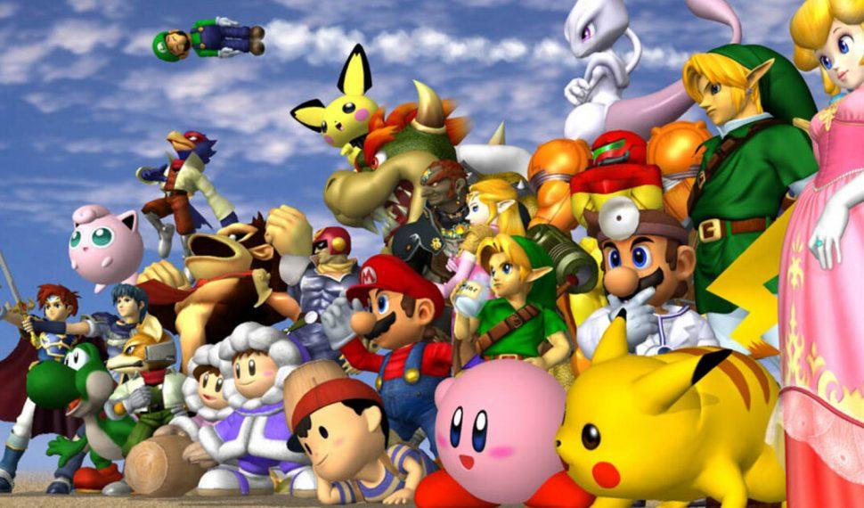 Super Smash Bros. Melee The Big House