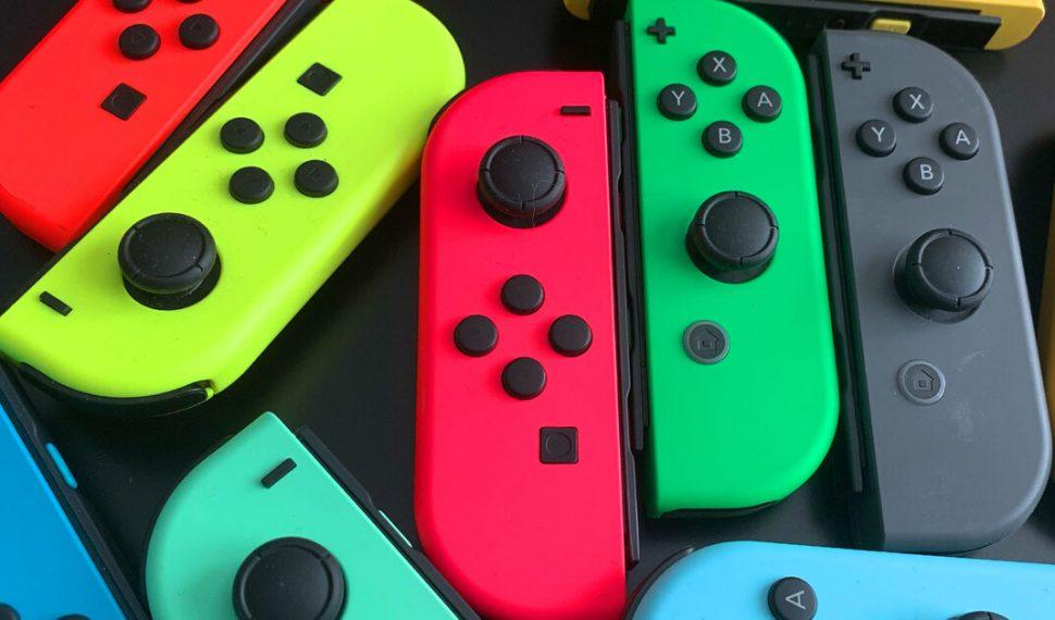 Joy-Con Drift Nintendo