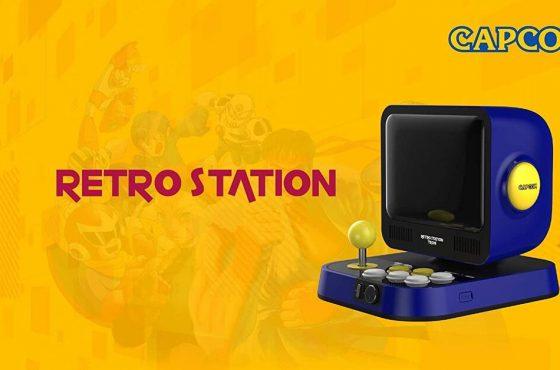 Capcom lanzará una mini arcade con juegos de Mega Man y Street Fighter