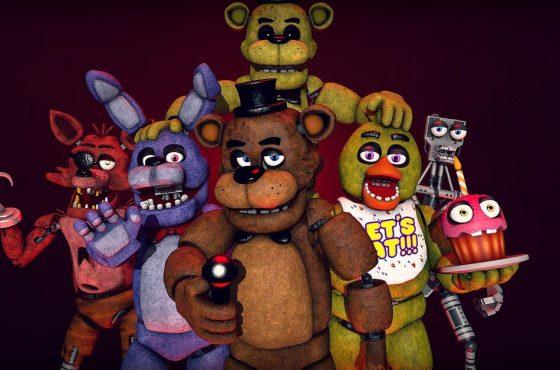 Una película de Five Nights at Freddy's se filmará en 2021