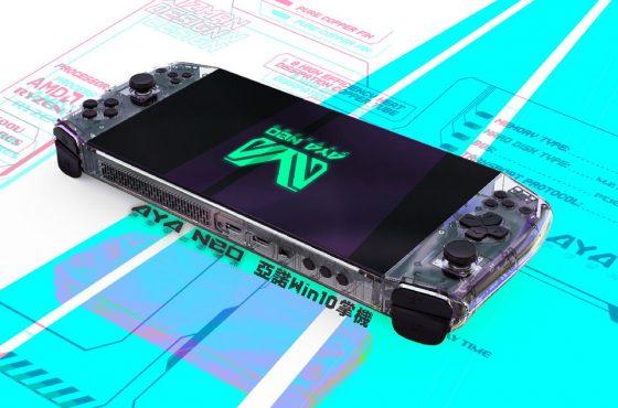 Aya Neo: Una portátil tan potente como una PC que sale a la venta en China