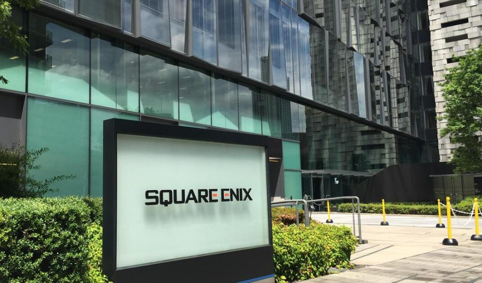 Square Enix da a su personal la opción de trabajar 100% desde casa