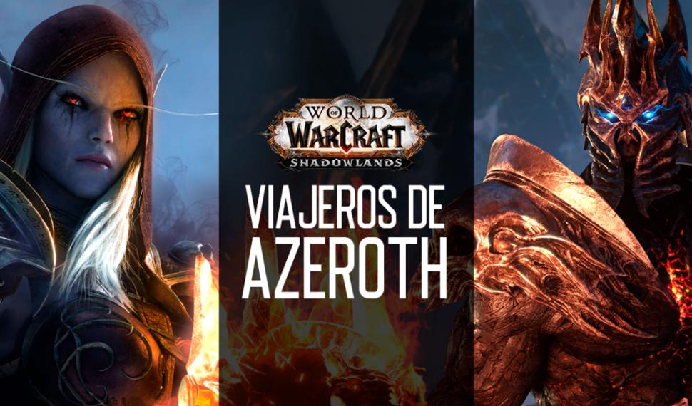 Viajeros de Azeroth World of Warcraft
