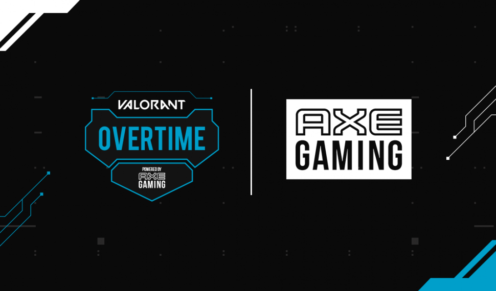 Valorant Overtime powered by AXE