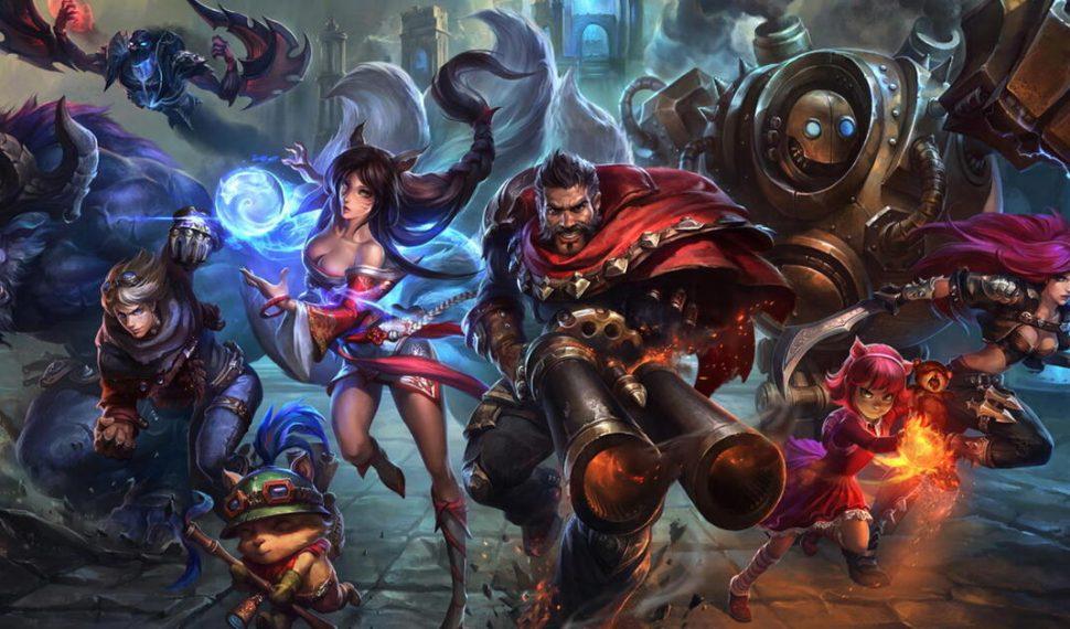 Riot confirma indirectamente un MMO de League of Legends