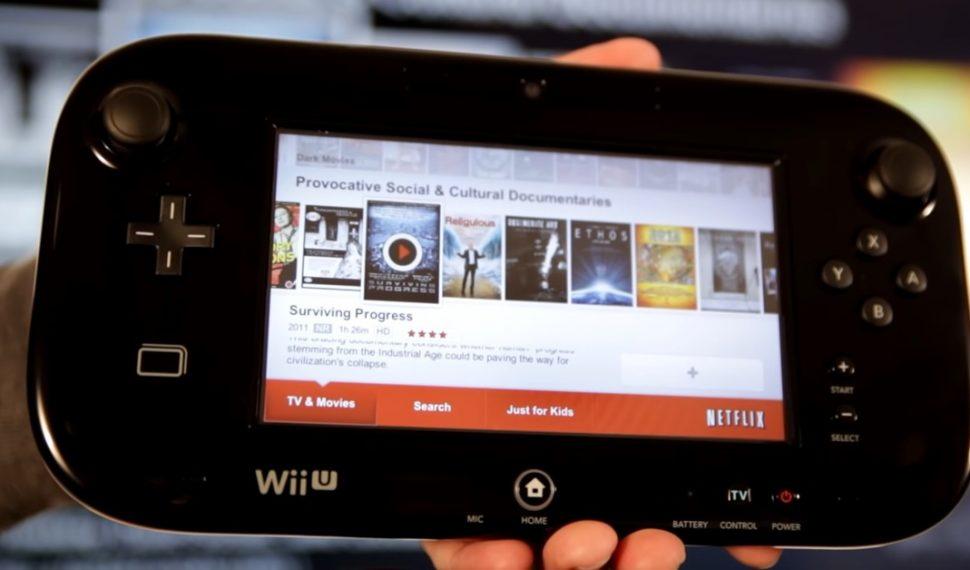 Netflix dejará de tener soporte en Wii U y 3DS a partir de junio