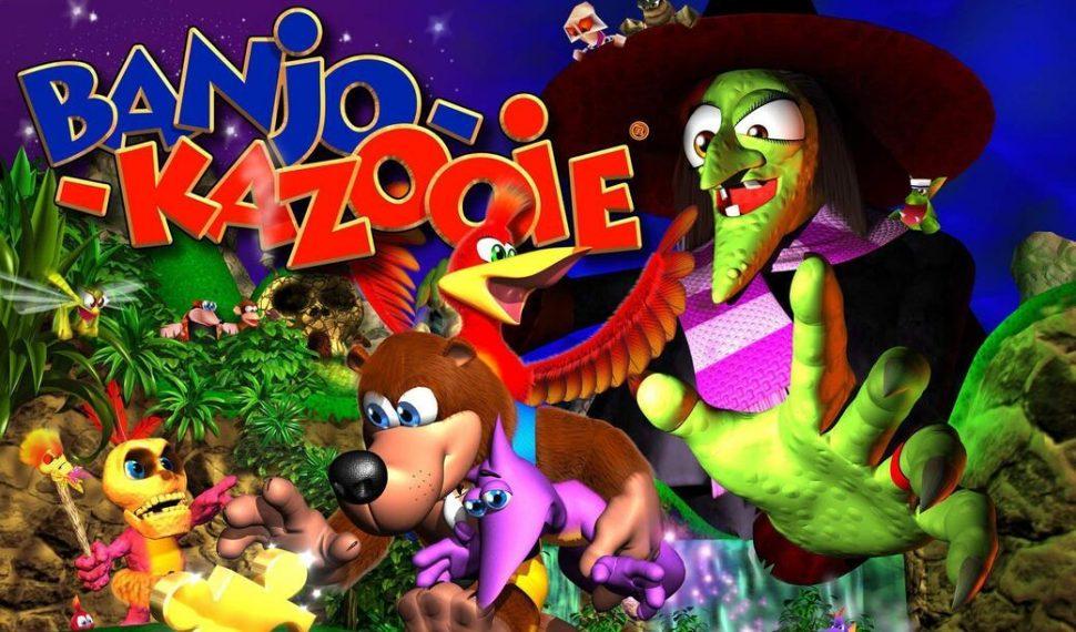 Nintendo desmiente que Banjo-Kazooie y Blast Corps vayan a salir en Wii U