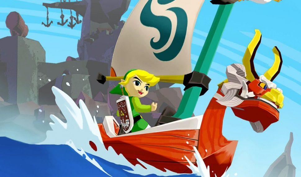 Registros de marca de Wind Waker y Phantom Hourglass apuntan hacia una colección de Zelda