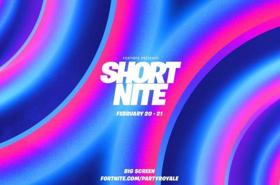 Fortnite tendrá un festival de cortos este fin de semana