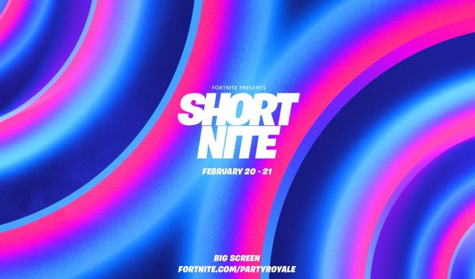 Fortnite Short Nite