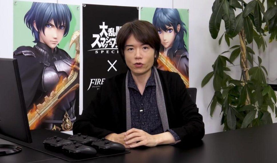 Masahiro Sakurai asegura que no está dando pistas del Direct