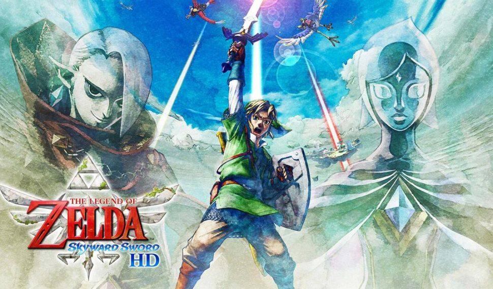 The Legend of Zelda Skyward Sword Amazon