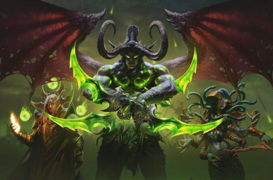 World of Warcraft® Burning Crusade Classic™ invita a los jugadores a atravesar el portal oscuro una vez más