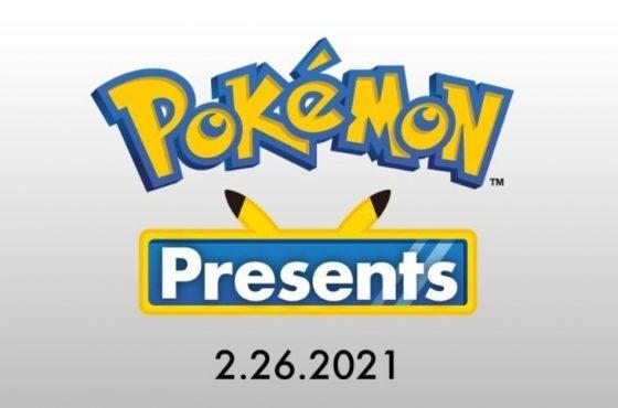 Un nuevo Pokémon Presents será transmitido este 26 de febrero