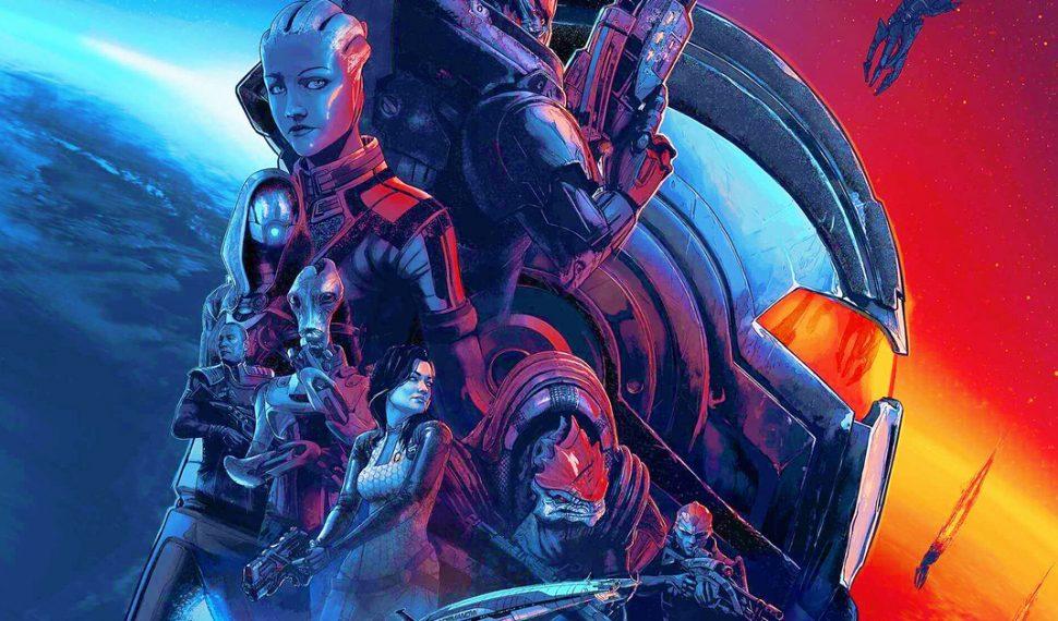 Mass Effect Lost DLC