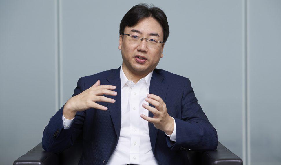 Shuntaro Furukawa Nintendo Cloud Gaming