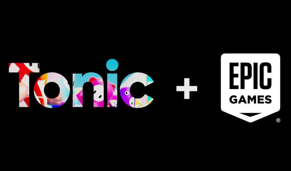 Epic Games adquiere a Tonic Group, creadores de Fall Guys