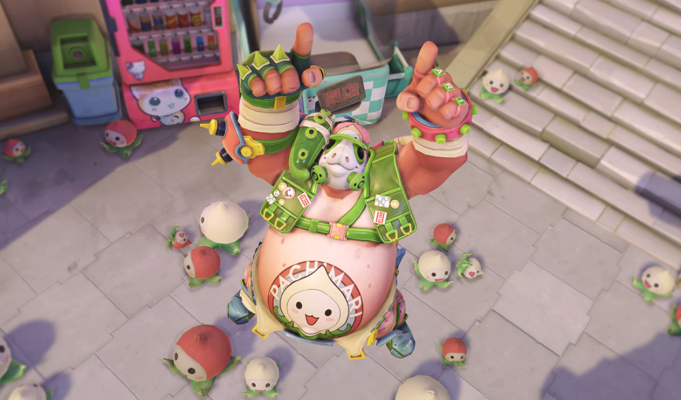 Pachimarchi event Overwatch