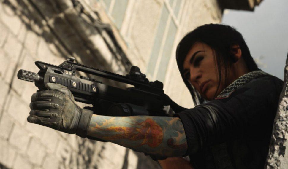 Alex Zedra Call of Duty: Warzone tournament