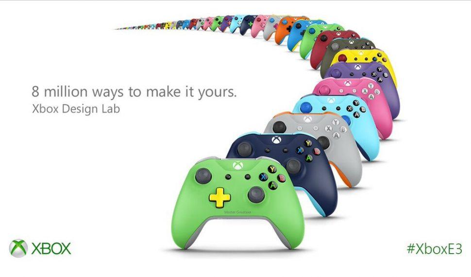 Xbox Design Lab estará de regreso en algún momento de este año