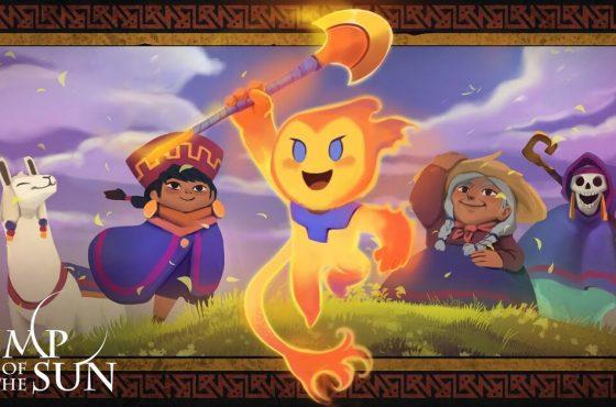 Imp of The Sun, el metroidvania peruano, estará disponible en Epic Games Store