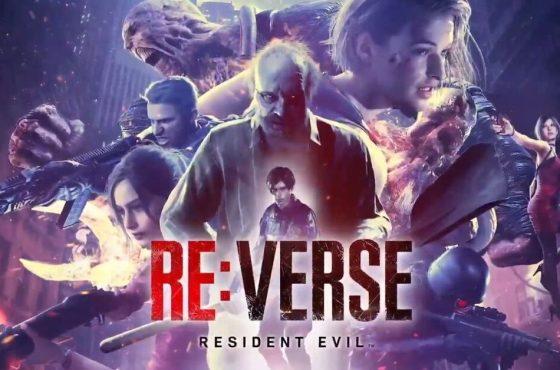 Capcom prepara una nueva beta de Resident Evil Re:Verse