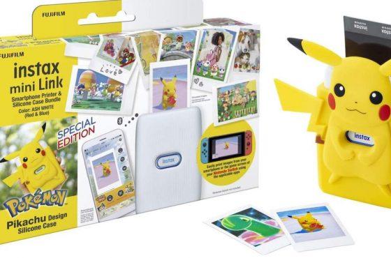Nintendo y Fujifilm lanzarán un impresor para nuestras fotos de New Pokémon Snap