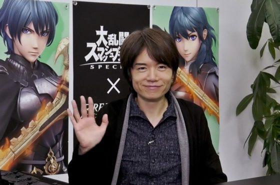 Masahiro Sakurai estaría considerando retiarse del desarrollo de videojuegos