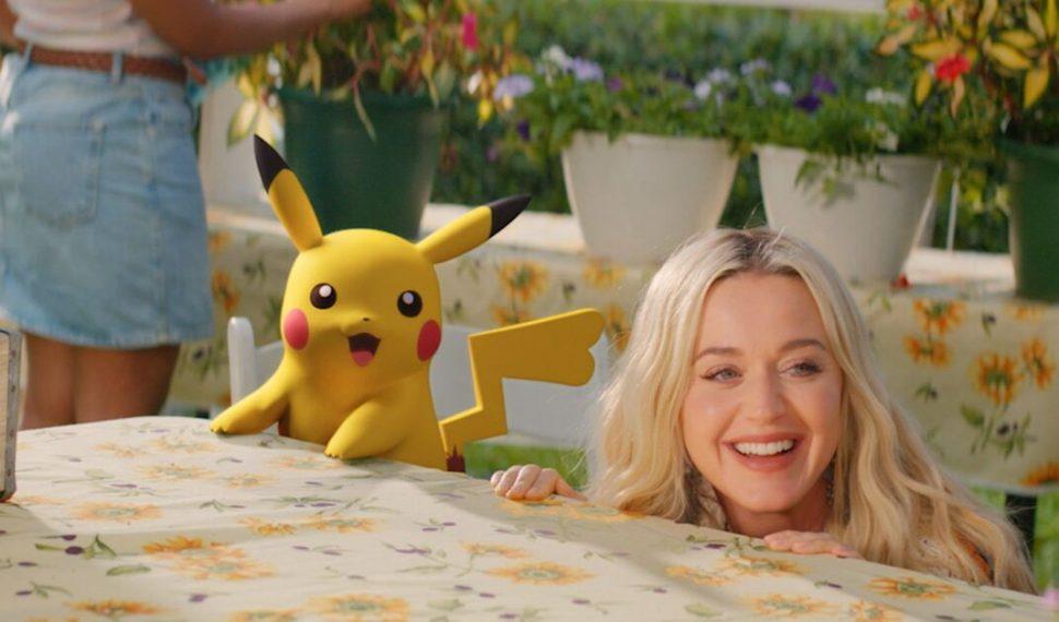 Katy Perry Electric Pokémon 25