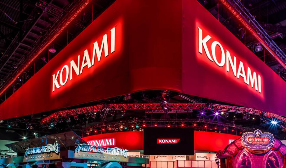 Konami se da de baja de la E3 2021 por una muy buena razón