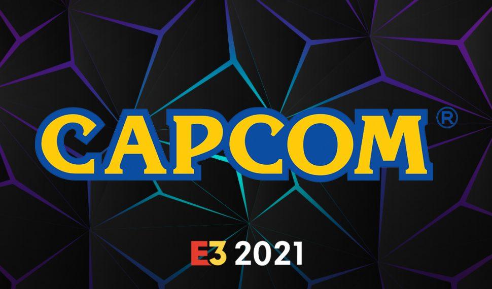 Capcom presentation E3 2021