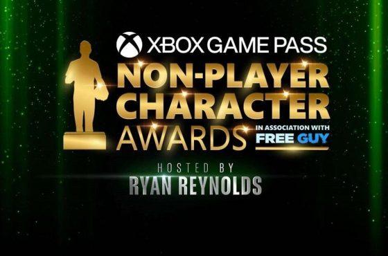 Xbox y Ryan Reynolds presentan los Non-Player Characer Awards previo al estreno de Free Guy