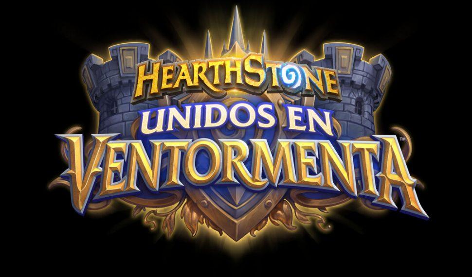 Reúne a tus fuerzas en la nueva expansión de Hearthstone ¡Unidos en Ventormenta ya está disponible!