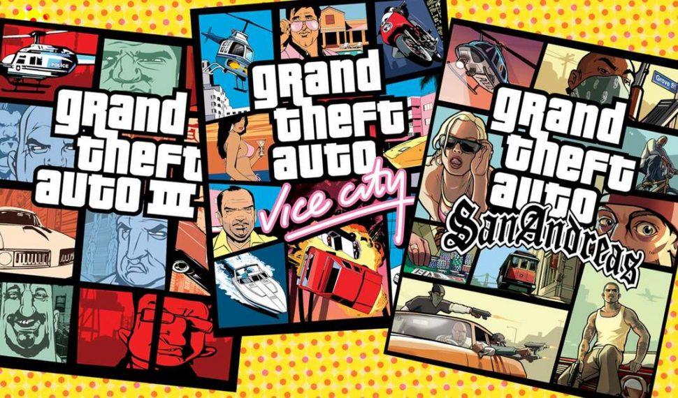 La trilogía remasterizada de GTA también saldría en Nintendo Switch