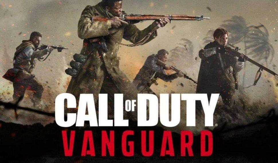 Call of Duty: Vanguard release date