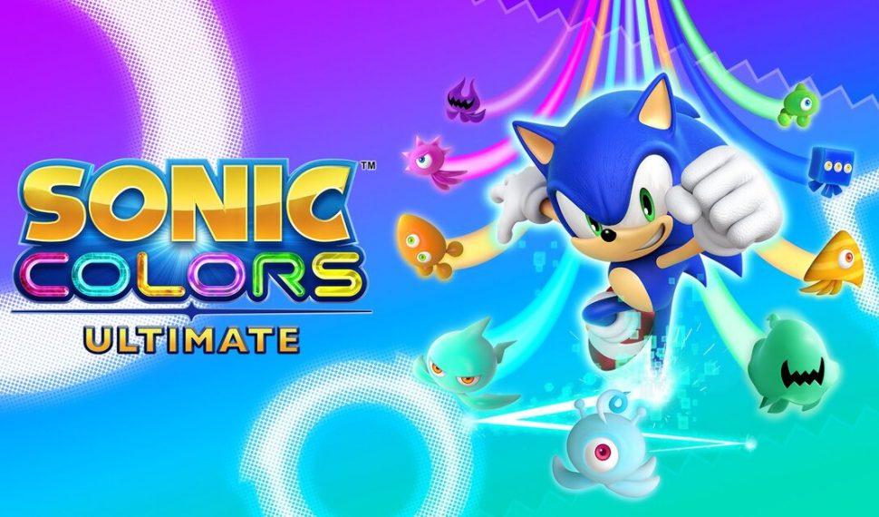Jugadores de Europa deberán esperar más por su copia de Sonic Colors: Ultimate